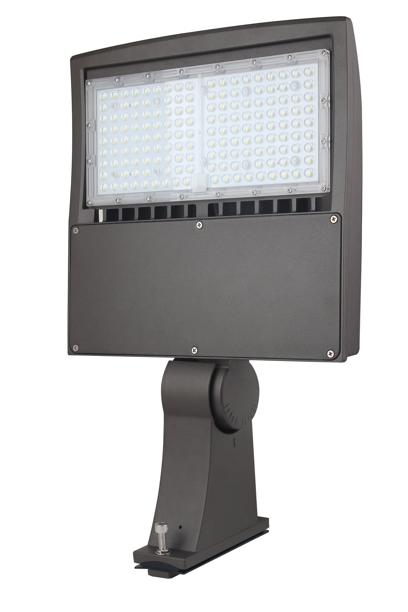 LED Shoebox Gen3 Light 150W 19500LM-Adjustable Direct Mount