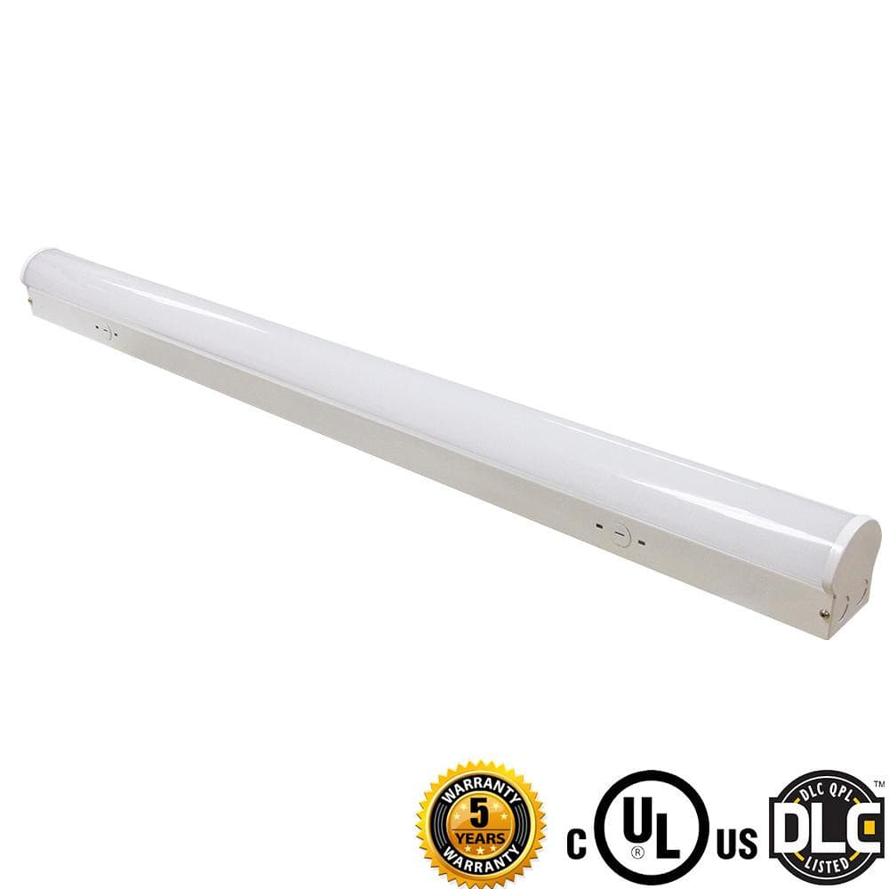 LED Strip Light 4ft strip light  40W- LED Linear Strip Light-5200LM- DLC UL Certified 5 Years Waranty