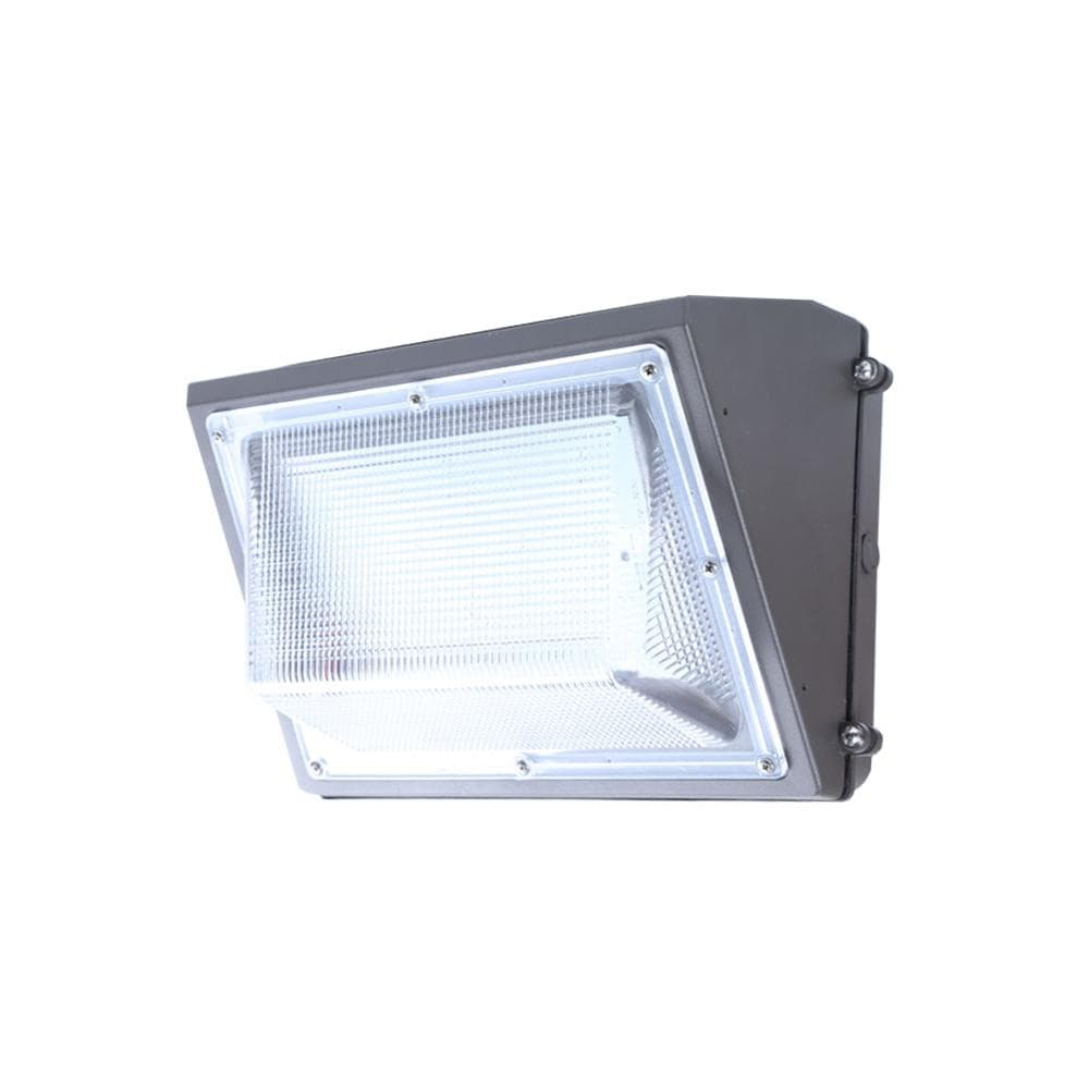 LED Wall Pack 80W - Philips LED- Waterproof IP65 - DLC Listed- 5 Years Warranty