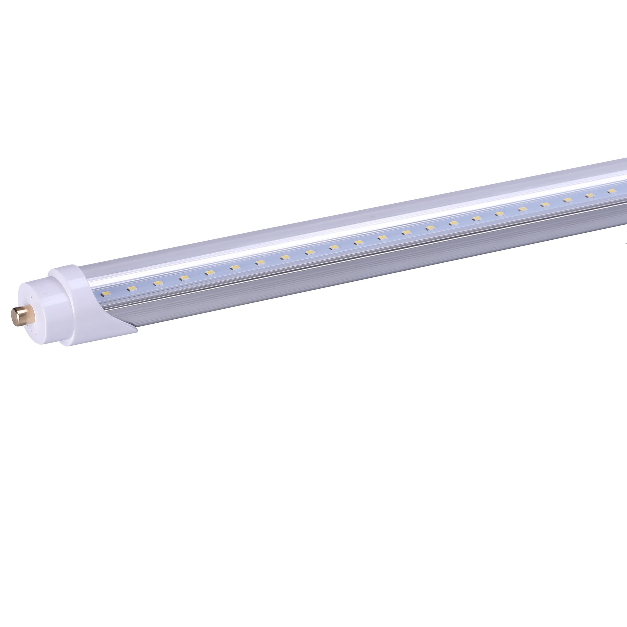 LED Direct Wire Tube 8FT 36W Single Pin-25PCS/CTN