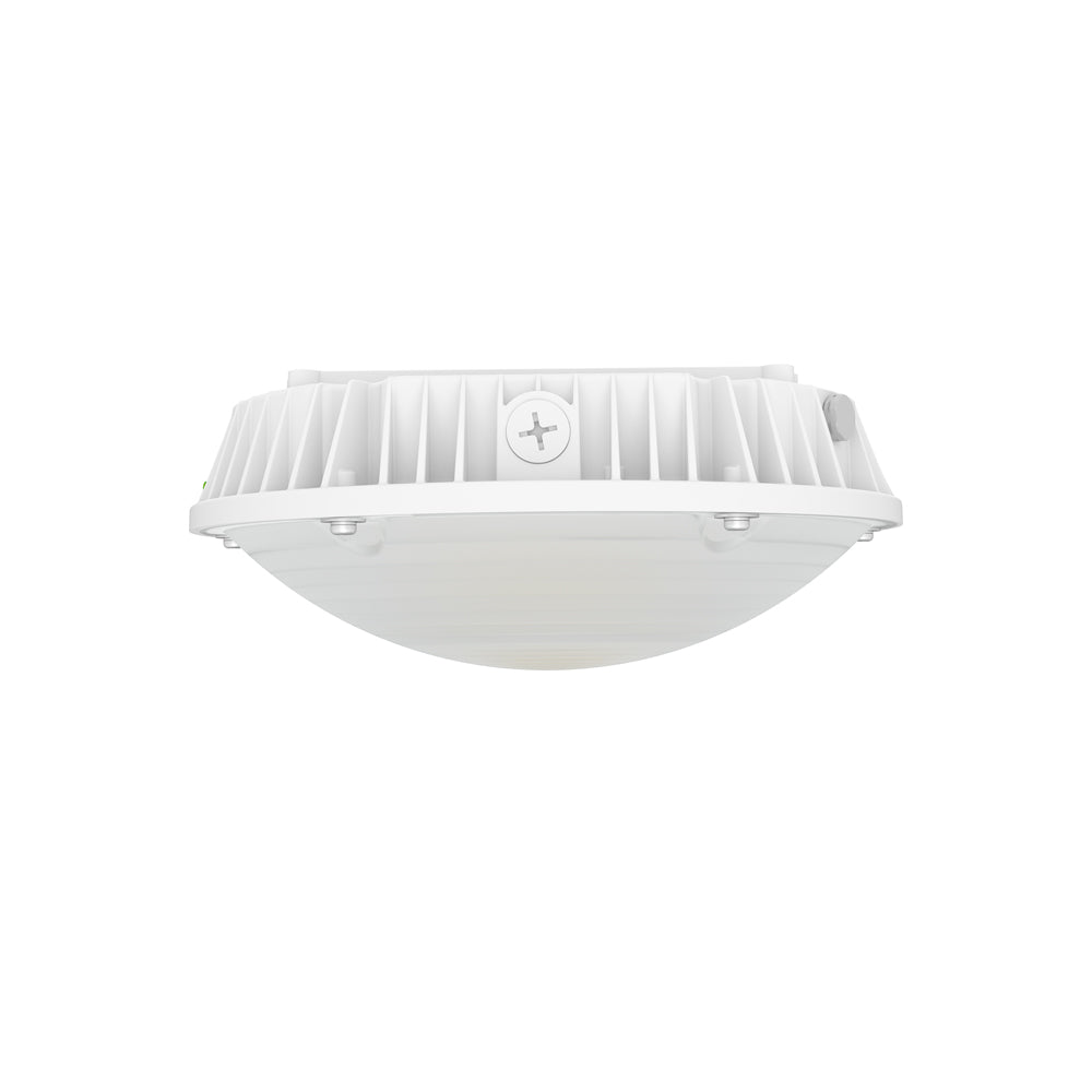 LED Parking Garage Canopy Light 40W with Motion Sensor