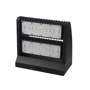 Rotatable LED Wall Pack - Wall Light LED-80 Watt