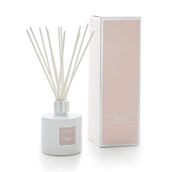 French Linen Water Classic Diffuser