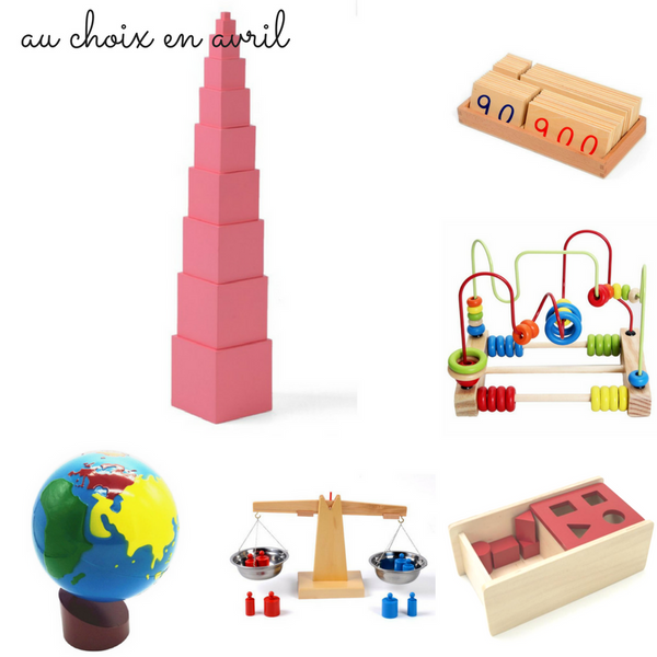 Box Educative Montessori