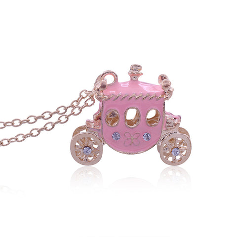 Collier Carrosse de Princesse