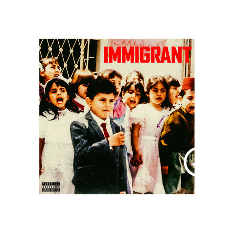 Immigrant Digital Album