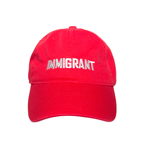 Immigrant Cap + Digital Album