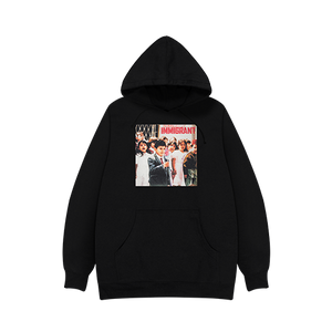 Immigrant Cover Hoodie + Digital Album