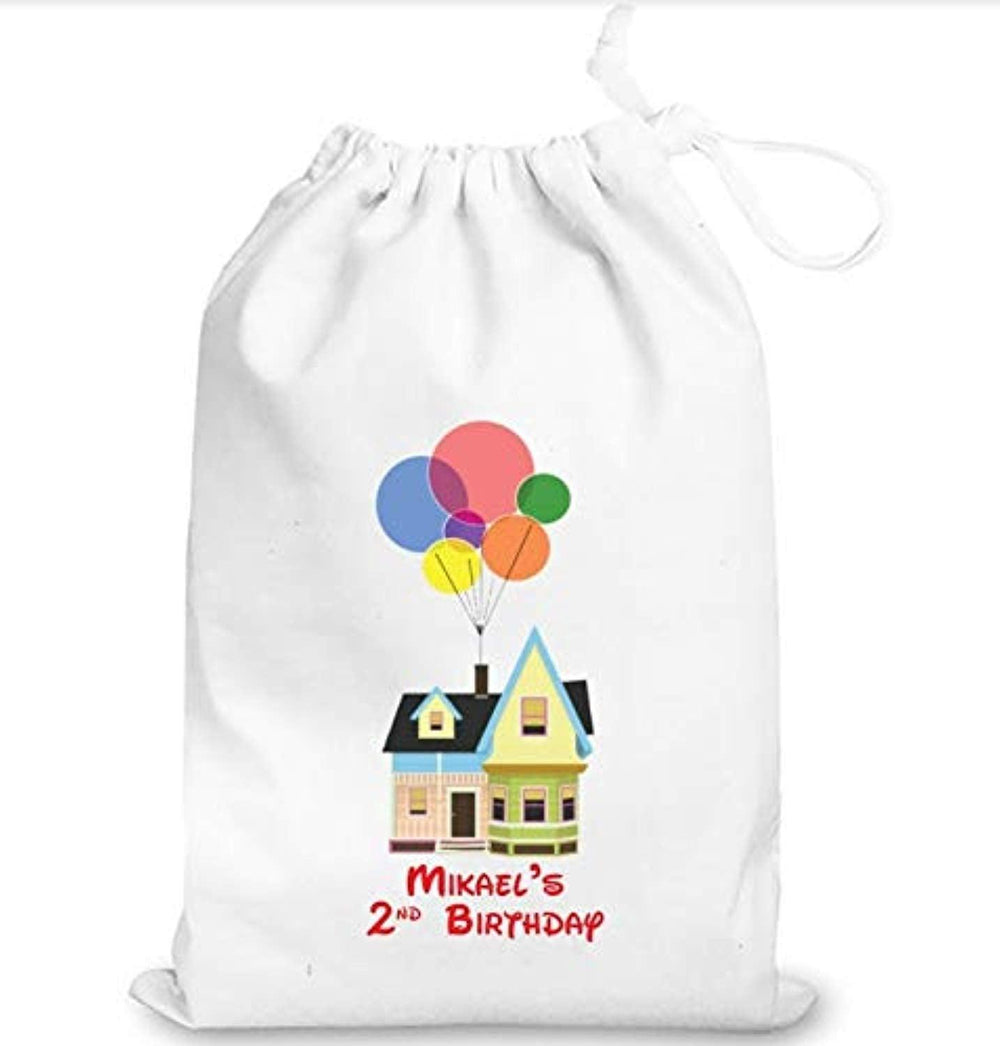 Personalized Adventure Favor Bags For Kids Birthday