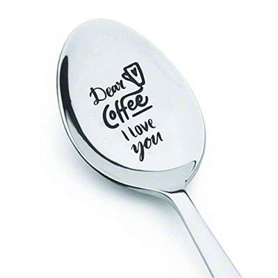 Teenager Gifts for Girlfriends Gifts | Romantic Couple Gift Engraved Spoon