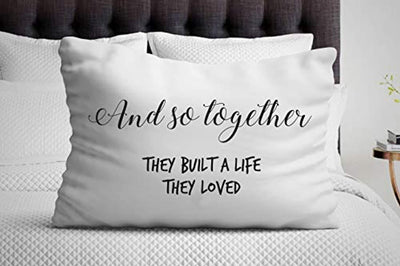 Best Couples Pillow Cover Gifts