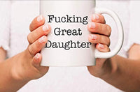 Coffee Mugs Gift For Daughter