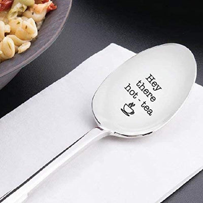 Funny Engraved Spoon Gift For Anniversary