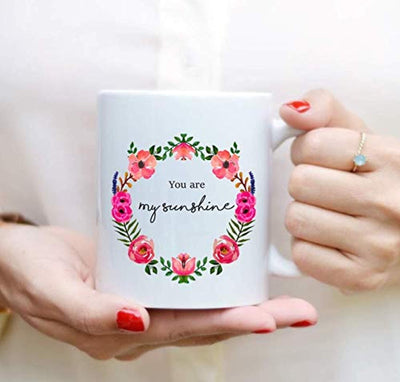 Motivational Coffee Mug for Friends Sister Brother-Customized Unique Coffee Cups