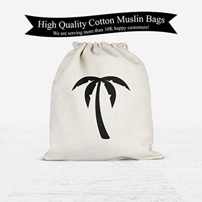 Destination Wedding Favors Bags | Palm Tree | Welcome bags | Wedding favor bags