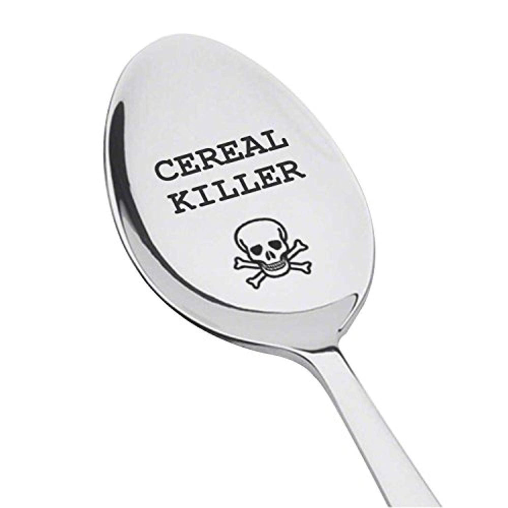 Boston Creative Company GC-XNR8-XAR4 Cereal Killer Spoon