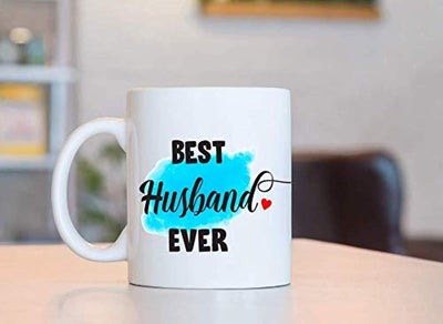 BEST HUSBAND EVER Coffee Mugs | Coffee Mugs For Husband | Gift For my Husband | Ceramic coffee mugs