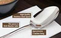 Engraved Stainless Steel Spoon-Gift for Loved Ones-Best Selling Silverware items