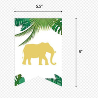 Ideas from Boston- Safari baby shower banner, Baby Shower Boy Party Decoration, Safari Theme Monkey Animal, Safari Zoo Animal Baby Shower decoration, Banner Wild one jungle baby shower Party supplie