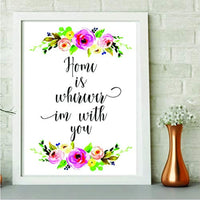 Housewarming Wall Art Gift
