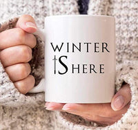 Game of Thrones Winter is Coming Mugs Gifts