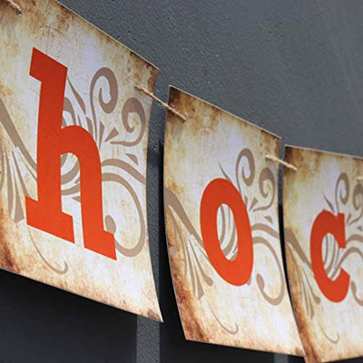Hocus Pocus Banner, Hocus Pocus Decorations,Hocus Pocus Decor,Trick or Treat Banner, Hocus Pocus Banner Decorations,Halloween Banners,Trick or Treat Party Banner,Happy Halloween Banner