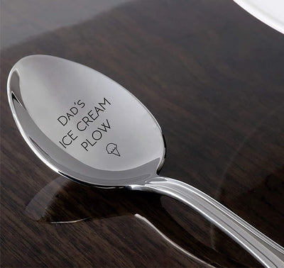Engraved Spoon Gift For Father's day