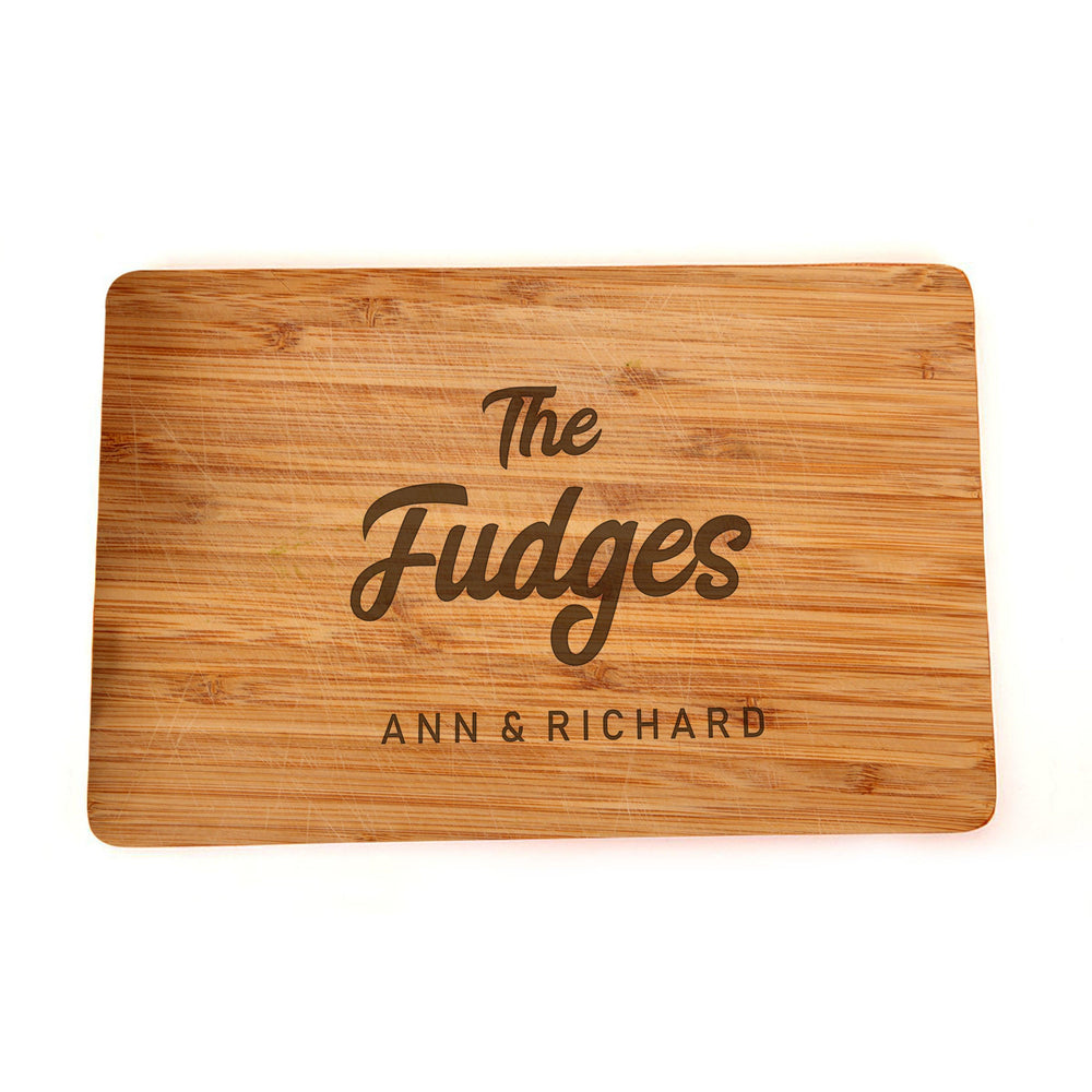Engraved Cutting Board Gift, Custom Wedding Gift, Personalized Anniversary Gift