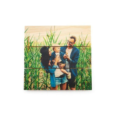 Personalized Picture Frame Pallet Sign