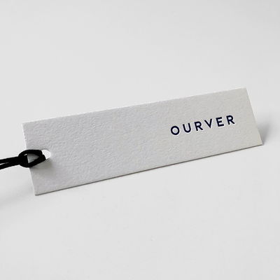 Sustainable Hangtags