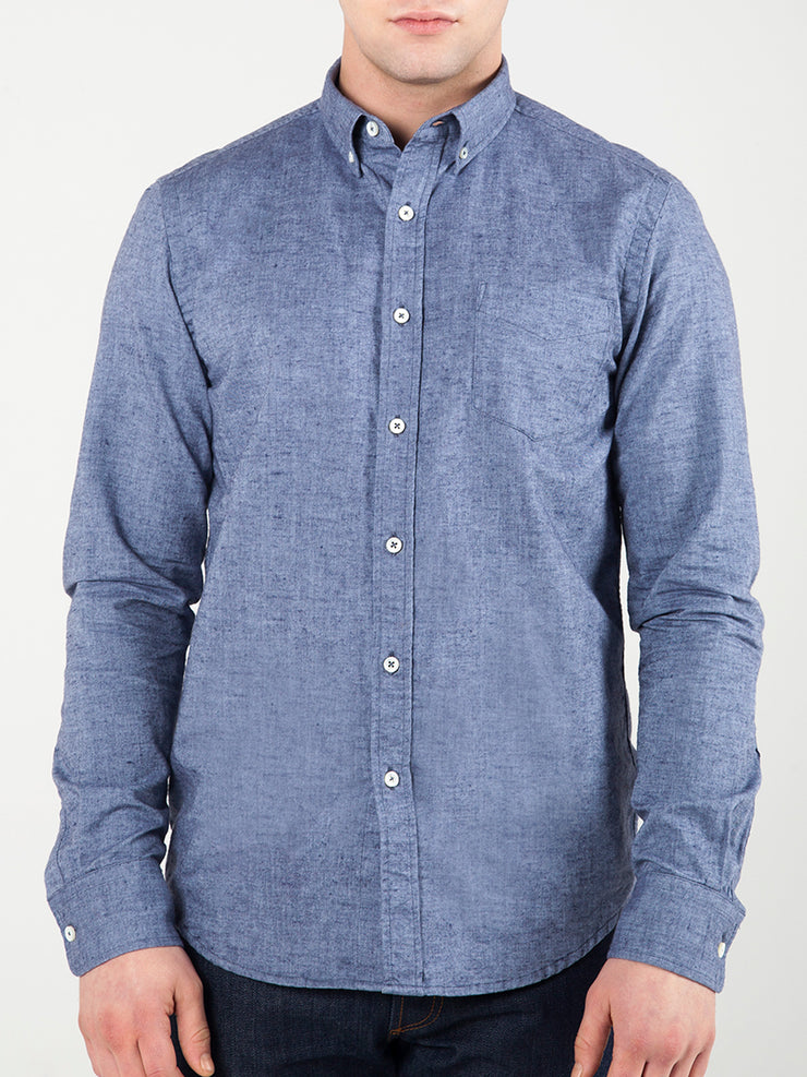 Button-Down Chambray Shirt