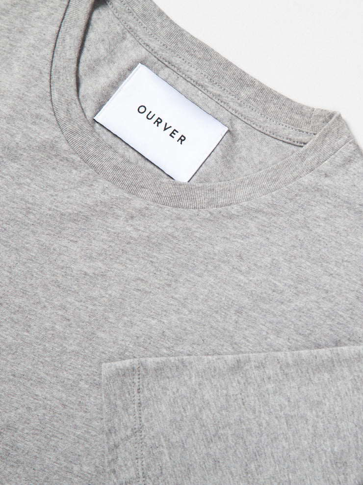Mens Grey T-shirt