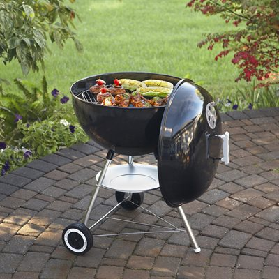 WEBER ORIGINAL KETTLE™ 22-IN CHARCOAL GRILL