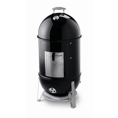 WEBER SMOKEY MOUNTAIN PORCELAIN-ENAMELED CHARCOAL VERTICAL SMOKER 18""