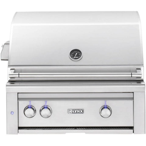 "Lynx 30"" Built-in Grill with Trident™ Burner and Rotisserie (L30PSR-2)"