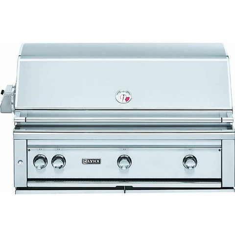 "Lynx 42"" Built-in ALL TRIDENT™ Grill with Rotisserie (L42ASR)"
