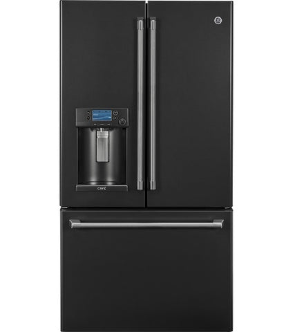27.8 CU. FT. SLATE FRENCH-DOOR REFRIGERATOR W/KEURIG® K-CUP® BREWING SYSTEM