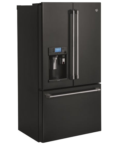 22.2 CU. FT. SLATE FRENCH-DOOR REFRIGERATOR W/KEURIG® K-CUP® BREWING SYSTEM