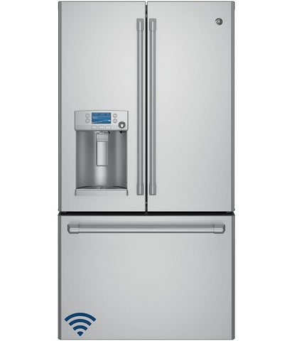 22.2 CU. FT. STAINLESS STEEL FRENCH-DOOR REFRIGERATOR W/KEURIG® K-CUP® BREWING SYSTEM