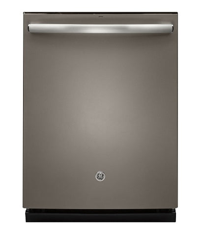 BUILT-IN DISHWASHER WITH STAINLESS STEEL TALL TUB GE - SLATE GDT655SMJES
