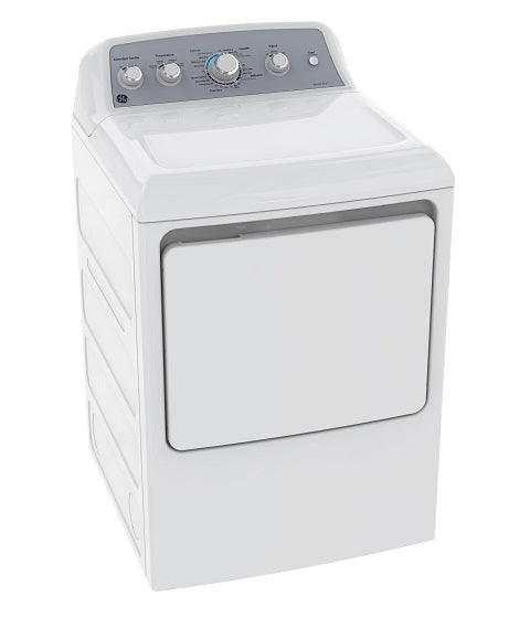 TOP LOAD MATCHING DRYER - GE 7.2 CU FT.CAPACITY DURADRUM2 GAS DRYER.