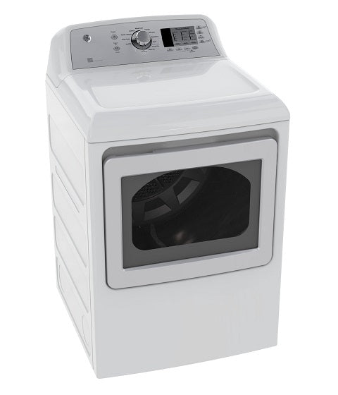GE 7.4 CU FT.CAPACITY DURADRUM2 GAS DRYER WITH SENSOR DRY