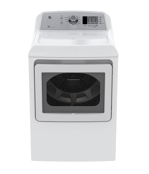 GE 7.4 CU FT.CAPACITY DURADRUM2 ELECTRIC DRYER WITH SENSOR DRY