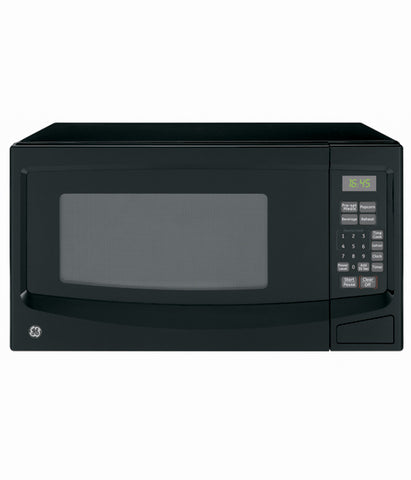 1.1 CUFT COUNTERTOP MICROWAVE OVEN GE - BLACK ON BLACK JES1145BTC