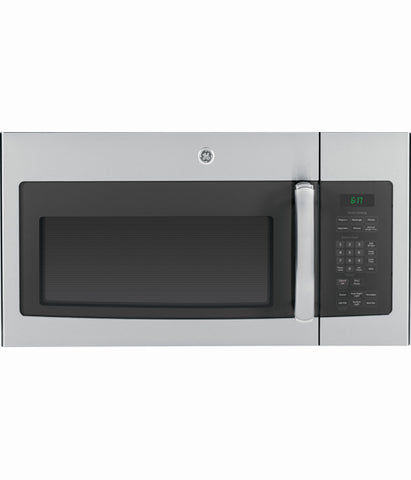 1.6 CU.FT. OVER-THE-RANGE MICROWAVE OVEN GE - STAINLESS STEEL JVM1635SFC