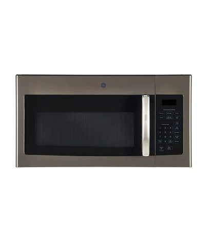 1.6 CU.FT. OVER-THE-RANGE MICROWAVE OVEN GE - SLATE JVM1635SLJC