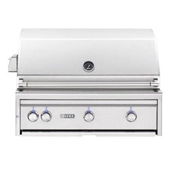 "Lynx 36"" Built-in Grill with Trident™ Burner and Rotisserie (L36PSR-2)"