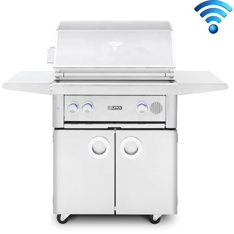 "Lynx 30"" Freestanding SMARTGRILL BY LYNX™ SMART30F"