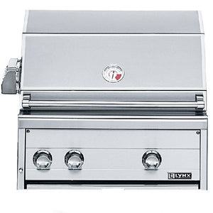 "Lynx 27"" Built-in Grill with Rotisserie (L27R-2)"