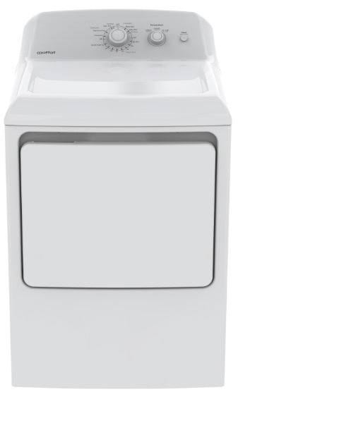 Moffat White 6.2 cu ft. Capacity DuraDrum Electric Dryer MTX22EBMKWW